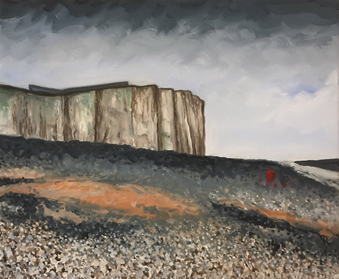 Beachy Head, Study II